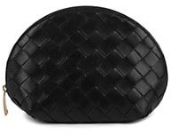 Bottega Veneta Oval Leather Pouch
