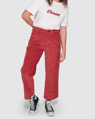 Element Bella Cord Pants