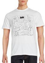 Eleven Paris Basquiat Graphic Tee