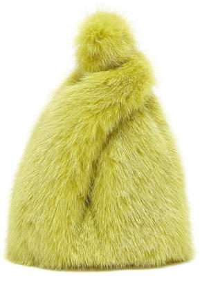 Simonetta Ravizza 'Furrissima Kiki 2' mink fur sac bag