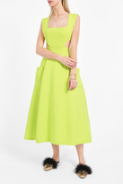 Natasha Zinko Twisted Cut-Out Dress