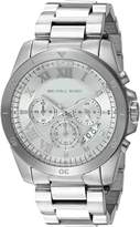 Michael Kors Men's Brecken -Tone Watch MK8562