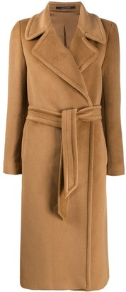Tagliatore Long Trench Coat