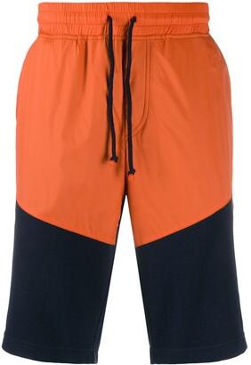 Brunello Cucinelli Two Tone Shorts