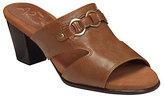 Aerosoles A2 by Heel Rest Slide Dress Sandals - Base Board
