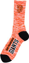 For Bare Feet San Francisco Giants RMC 504 Crew Socks