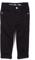 U.S. Polo Assn. Black Denim Capri Pants - Girls