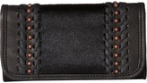 American West Cow Town Trifold Wallet