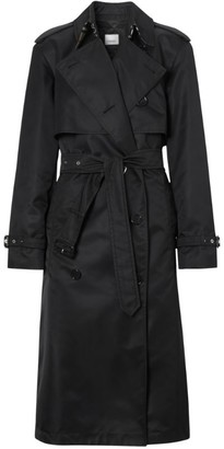 Burberry Classic-Fit Padded Trench Coat