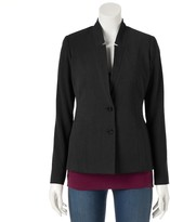 Apt. 9 Women's Notch Collar Blazer