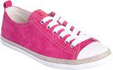 Prada Low-Top Lace-Up Sneaker