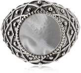 Emanuele Bicocchi Stone Mother Of Pearl Ring