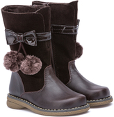 Rachel Brown Smooth Marjorie Boot