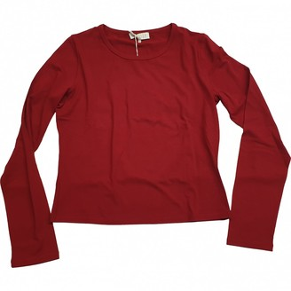 Marella Burgundy Top for Women