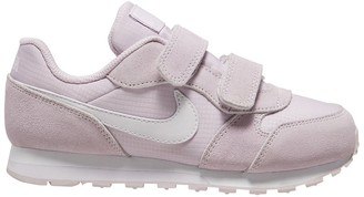 Nike Kids MD Runner 2 PE Leather Trainers