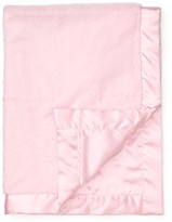 "Little Me Girls' Pink Plush Blanket - 30"" x 40"""
