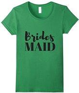 Women's Bridesmaid Bachelorette Party Wedding Shirt