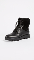 MICHAEL Michael Kors Teddy Shearling Hiking Boots