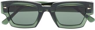 AHLEM Villette square-frame sunglasses
