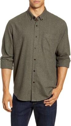Rails Runson Regular Fit Button-Down Flannel Shirt