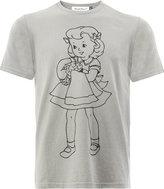 Undercover girl print T-shirt
