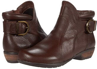Walking Cradles Ender (Brown Tumbled Leather) Women's Boots