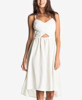 Roxy Juniors' Good Resolutions High-Low Fit & Flare Dress
