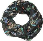Bioworld Nintendo Legend of Zelda Majoras Mask Infinity Viscose Scarf