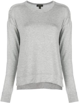 ALALA Side Slit Sweatshirt