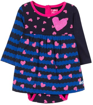 Desigual Baby Girls VEST_BRUNA Dress