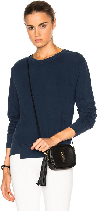 Mother Step Matchbox Sweatshirt