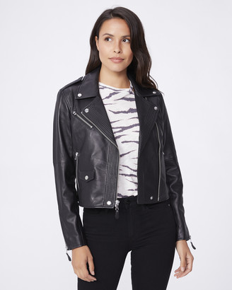Paige Danette Jacket-Black
