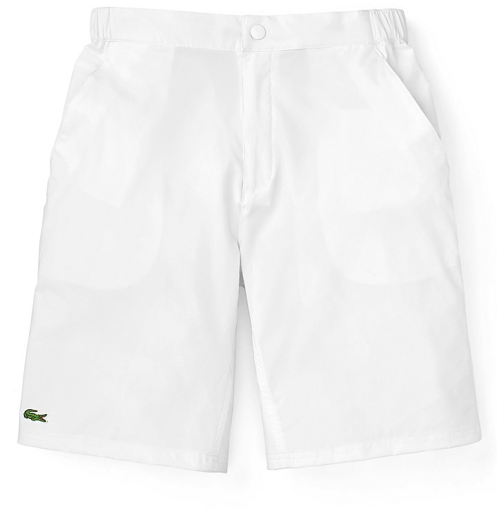Lacoste Stretch Tennis Shorts