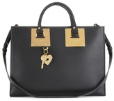 Sophie Hulme East West Albion Leather Shoulder Bag