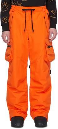 TEMPLA x Raf Simons PrimaLoft wide leg ski pants