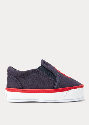 Ralph Lauren Bal Harbour Slip-On Sneaker