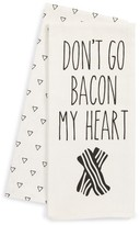 Levtex Don'T Go Bacon My Heart Set Of 2 Dish Towels