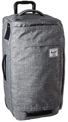 Herschel Wheelie Outfitter 70L (Black) Luggage