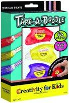 Creativity For Kids Tape A Doodle- Fashion Prints