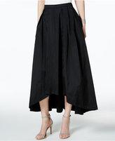 Alex Evenings A-Line High-Low Skirt