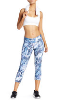 Vimmia Graphic Printed Cropped Legging