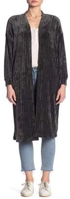 Dress Forum Chenille Long Cardigan