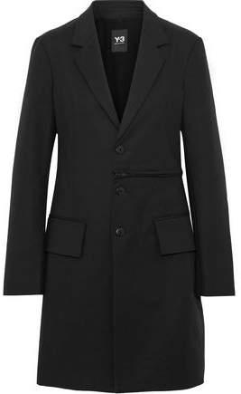 Y-3 Stretch-Cotton Twill Jacket