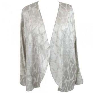 Masscob White Jacket for Women