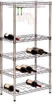 Honey-Can-Do 5-Tier Wine Rack