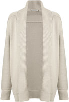 Vince roll neck cardigan - women - Cotton - S