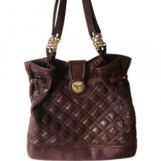 Brahmin Burgundy Leather Handbags