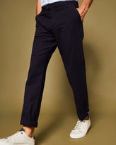 Ted Baker Brushed cotton chinos
