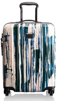 Tumi 'V3' Continental 4 Wheel Carry-On - Blue