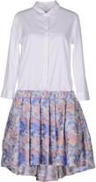 Christian Pellizzari Short dresses - Item 34650522